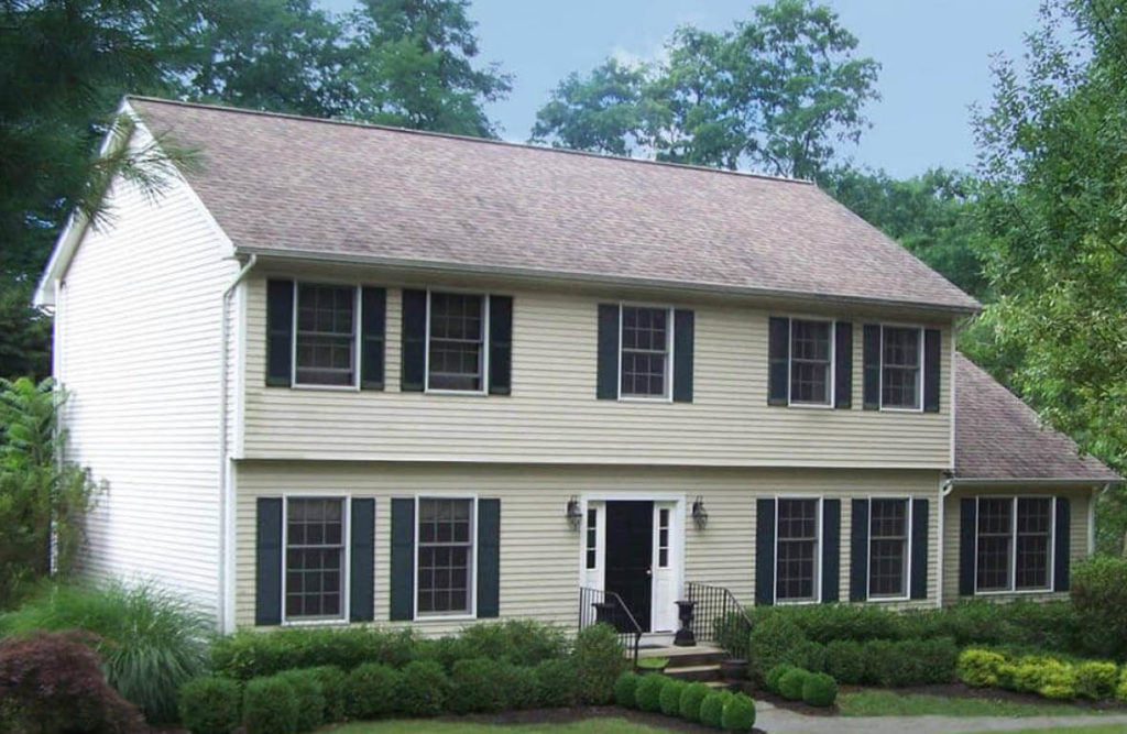 The Barrington Colonial