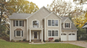 Custom Colonial Style Home Plan II