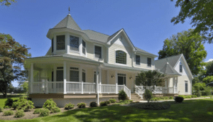 Custom Colonial Style Home I