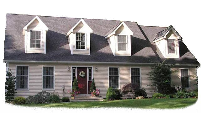 Chatham cape style home plans