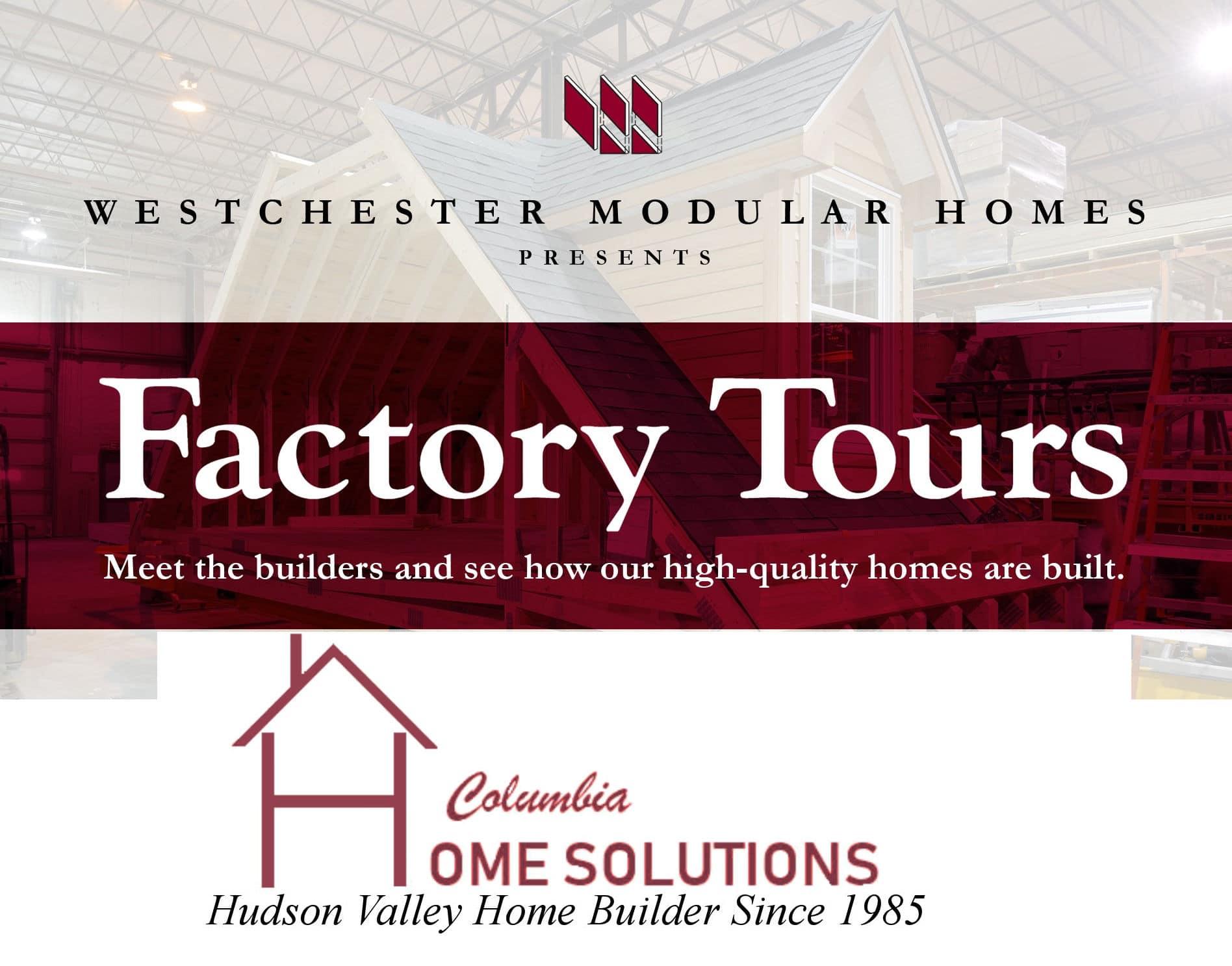 Modular Home Factory Tour
