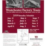 Factory Tour 2019 flyer