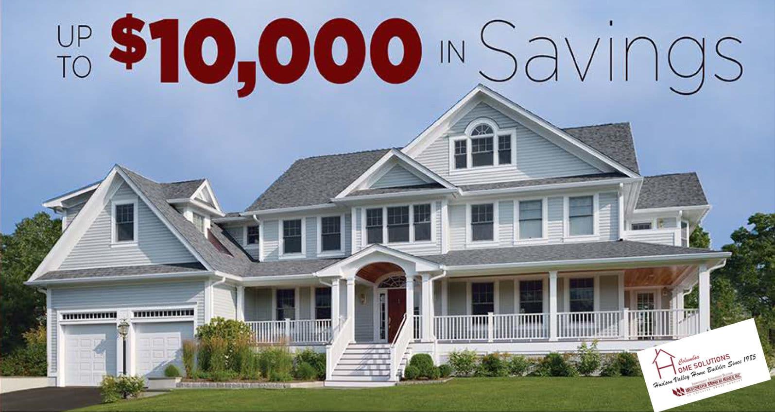 Fall 2019 Home Savings