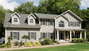 Custom Colonial Home XIX