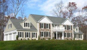 The-Ridgefield-Colonial-Hom Colonial Home