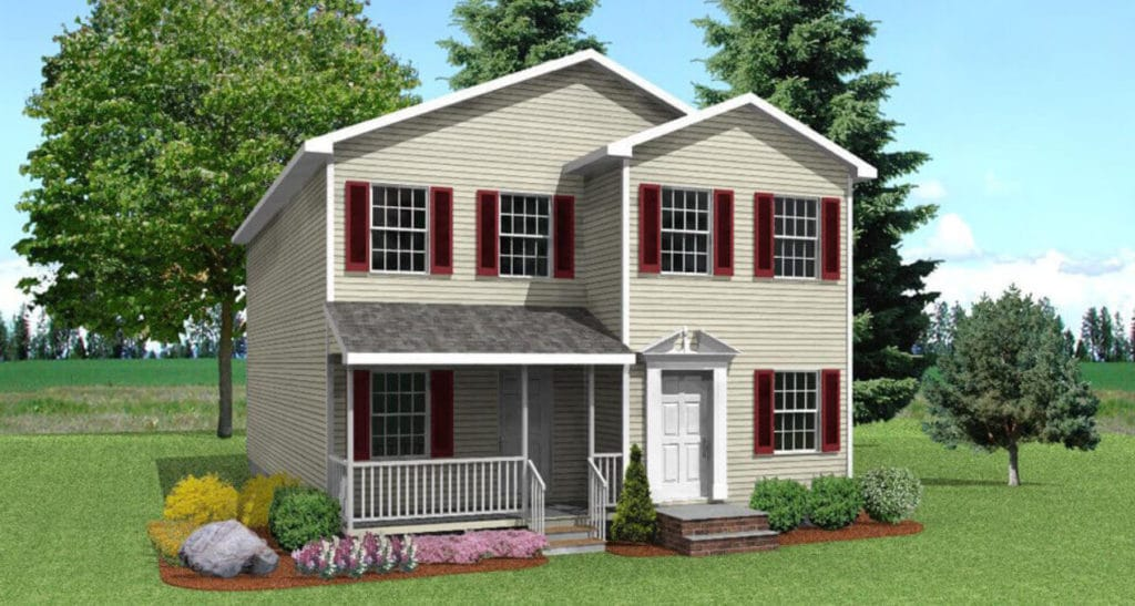 The Malden Duplex Multi Family Home